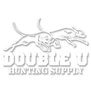 Double U Dogs Heartbeat Decal