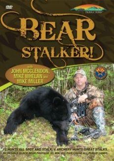 Bear Stalker DVD