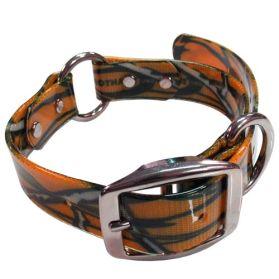Sunglo O-Ring Collar Camo Orange