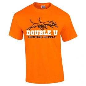 Double U Hunting Supply Safety Orange Pro Staff T-Shirt