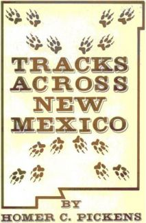 Tracks Across New Mexico