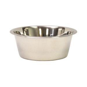 2 Quart Stainless Steel Dog Bowl