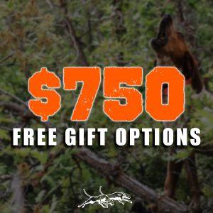 Free Gift $750