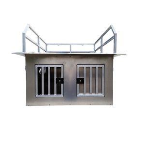 Alder Grove Aluminum Dog Box Kit