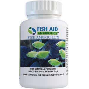 Fish Aid Antibiotics - Amoxicillin