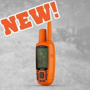 New Garmin Astro 900 GPS Tracking Handheld