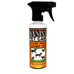Banixx Pet Care Spray