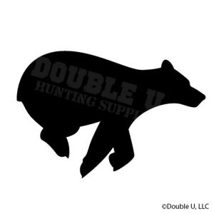 Bear Running Decal