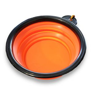 Large Collapsible Dog Bowl