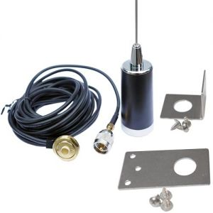 CB Radio Browning Long Range Fender Mount Antenna