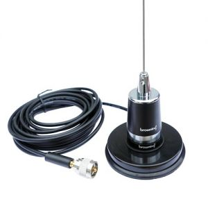 Marine Radio Browning Long Range Magnet Mount Antenna