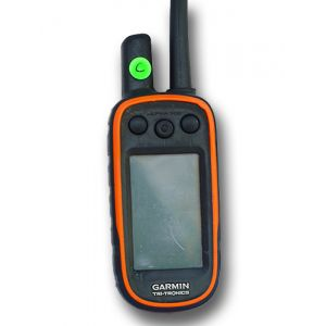 "Used Garmin Alpha 100 Handheld Grade ""C"""