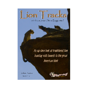 Lion Tracks DVD
