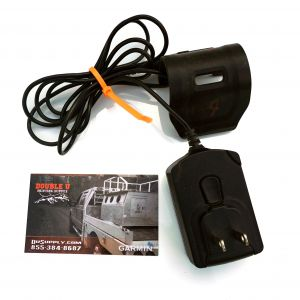Used Garmin DC40 Wall Charger with Clip