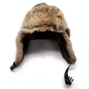 Double U Fur Trapper Hat