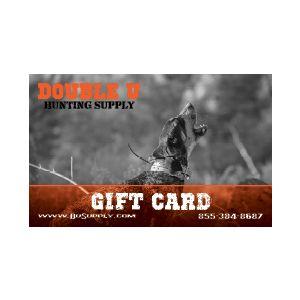 Double U Gift Card