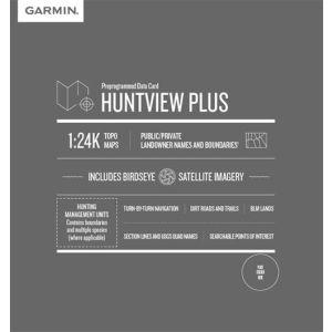 Huntview Plus Mapcard