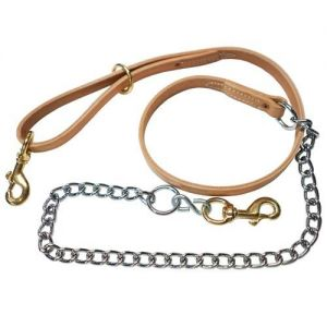 Leather Tree Lead-Chain