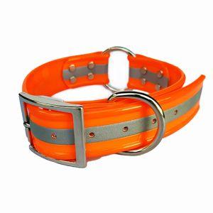 "Sunglo Reflective 1.5"" O-Ring Collars"