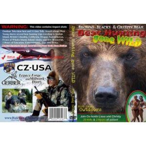 Bear Hunting Gone Wild DVD