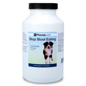 STOP Stool Eating Deterrent