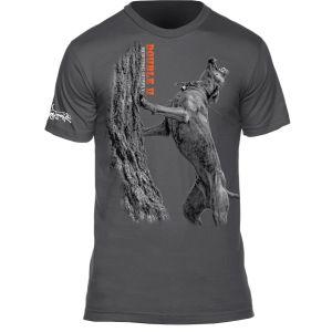 Treed Dog Soft Feel T-Shirt